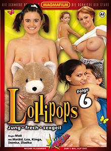 Lollipops DVD