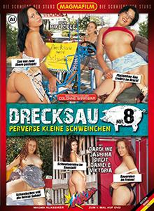 Drecksau 8 DVD
