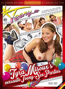 Tyra Misoux's versaute Teeny-Sex-Parties DVD