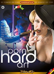 Porn Hard Art DVD