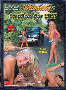 Strassen der Lust DVD