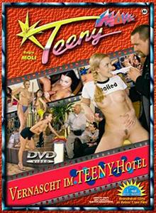 Vernascht im Teeny-Hotel DVD
