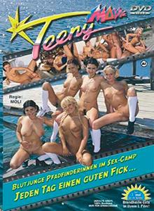 Jeden Tag einen guten Fick / Blutjunge Pfadfinderinnen im Sex - Camp DVD