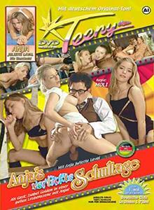 Anja's verfickte Schultage DVD