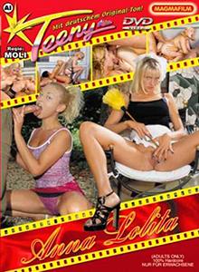 Anna Lolita DVD