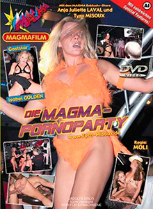 Die Magma Pornoparty DVD
