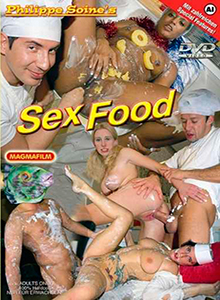 Sex-Food DVD