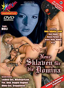 Neü Sklaven für die Domina DVD
