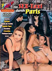 Im Sex - Taxi durch Paris DVD