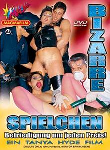 Bizarre Spielchen DVD