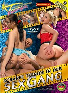 Scharfe Teenies in der Sex-Gang DVD