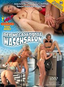 Der Megascharfe Waschsalon DVD
