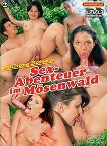 Sex - Abenteür im Mösenwald DVD