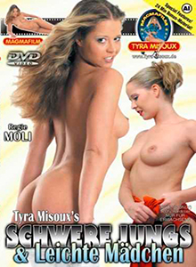 Schwere Jungs und leichte Mädchen DVD