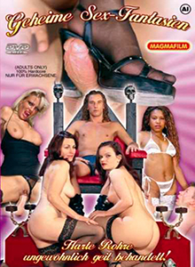 Geheime Sex-Fantasien DVD