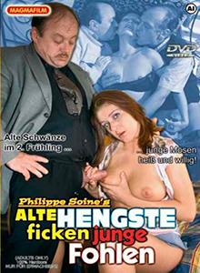 Alte Hengste ficken junge Fohlen DVD