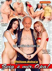 Zeig's mir, Opa! DVD
