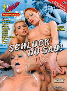 Schluck du Sau! DVD