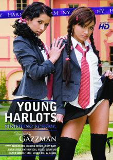 Young Harlots - Finishing School