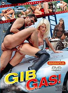 Gib Gas! DVD