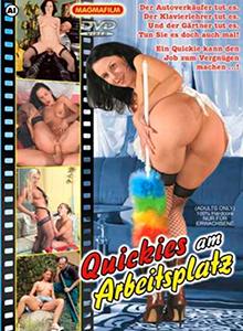 Quickie am Arbeitsplatz DVD