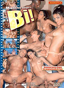 Manche mögen's Bi! DVD