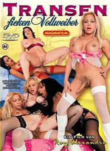 Transen ficken Vollweiber DVD