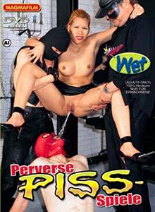Perverse Piss - Spiele DVD