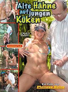 Alte Hähne auf jungen Küken DVD