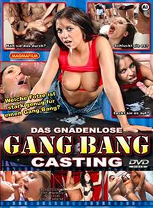 Das Gnadenlose Gang Bang Casting DVD
