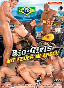 Rio - Girls mit Feür im Arsch DVD