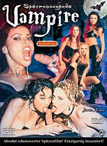 Spermasaugende Vampire DVD