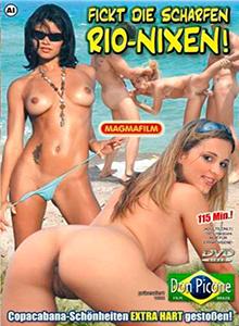Fickt die scharfen Rio - Nixen ! DVD