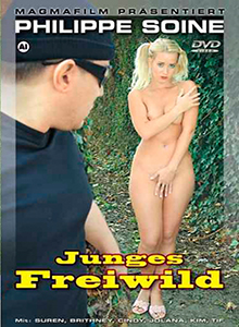 Junges Freiwild DVD