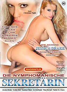 Die nymphomanische Sekretärin DVD