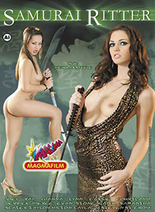 Samurai Ritter DVD