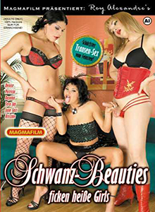 Schwanz - Beauties ficken heisse Girls DVD