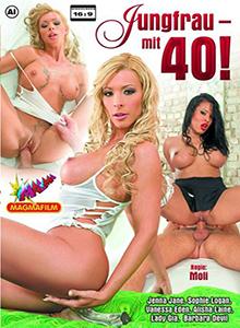 Jungfrau - mit 40 ! DVD