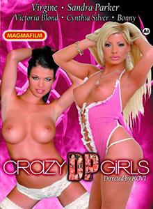 Crazy DP Girls DVD