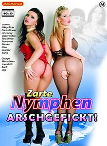 Zarte Nymphen arschgefickt ! DVD