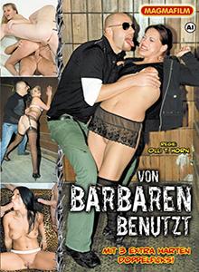 Von Barbaren benutzt DVD