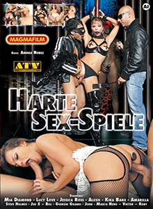 Harte Sex - Spiele DVD