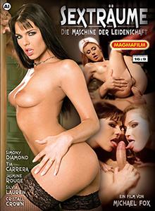 Sexträume - Die Maschine der Leidenschaft DVD