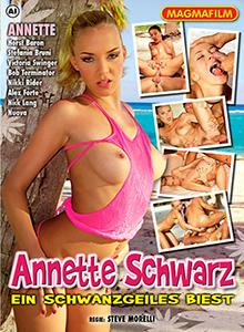 Annette Schwarz - Ein schwanzgeiles Biest DVD