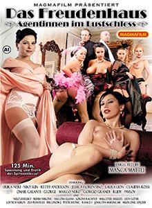 Das Freudenhaus - Agentinnen im Lustschloss DVD