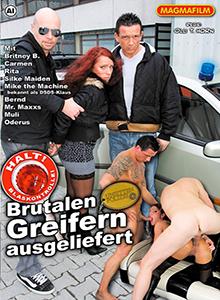 Brutalen Greifern ausgeliefert DVD