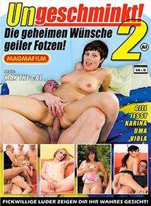 Ungeschminkt DVD