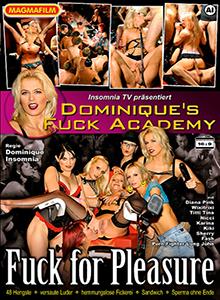 Dominiq´s Fuck Academy DVD