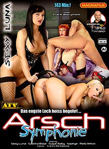 Arsch Symphonie DVD