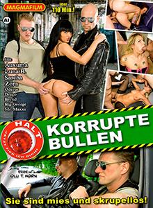 Korrupte Bullen DVD